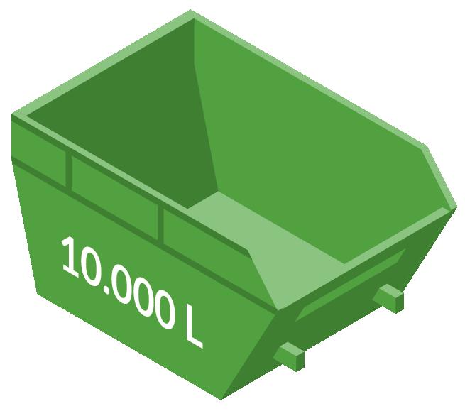Vipcontainer 10000L