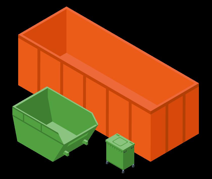 Vipcontainer 16000L